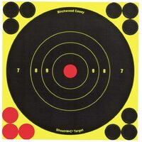 "Shoot•N•C 17.25"" Bull's-eye Target - 5 pack"