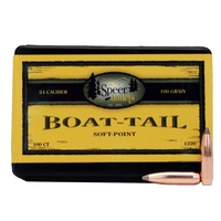 Speer .243 100 gr Spitzer Boat Tail 100 Pack